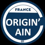 Label-origin-ain