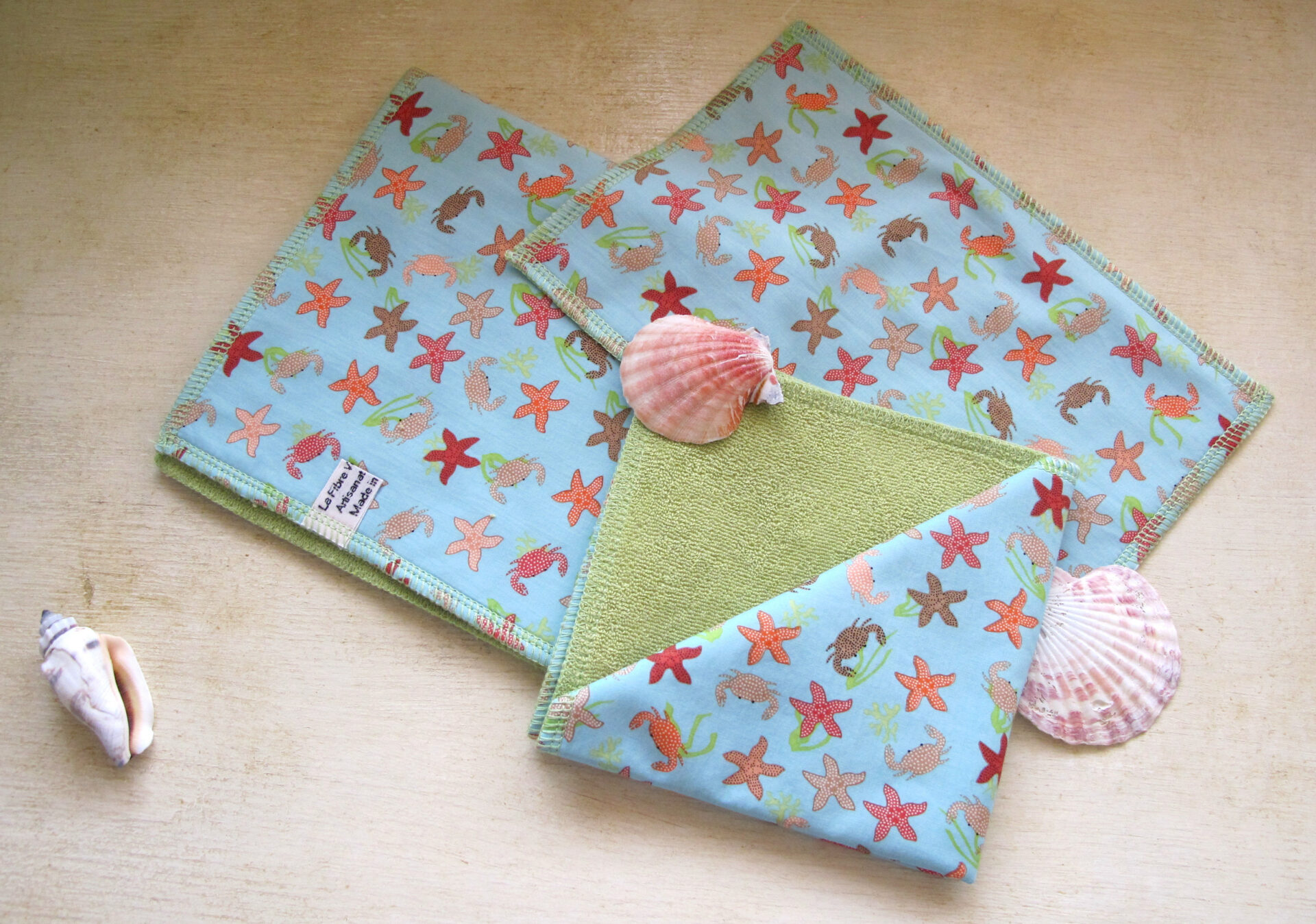 Creations textiles artisanales